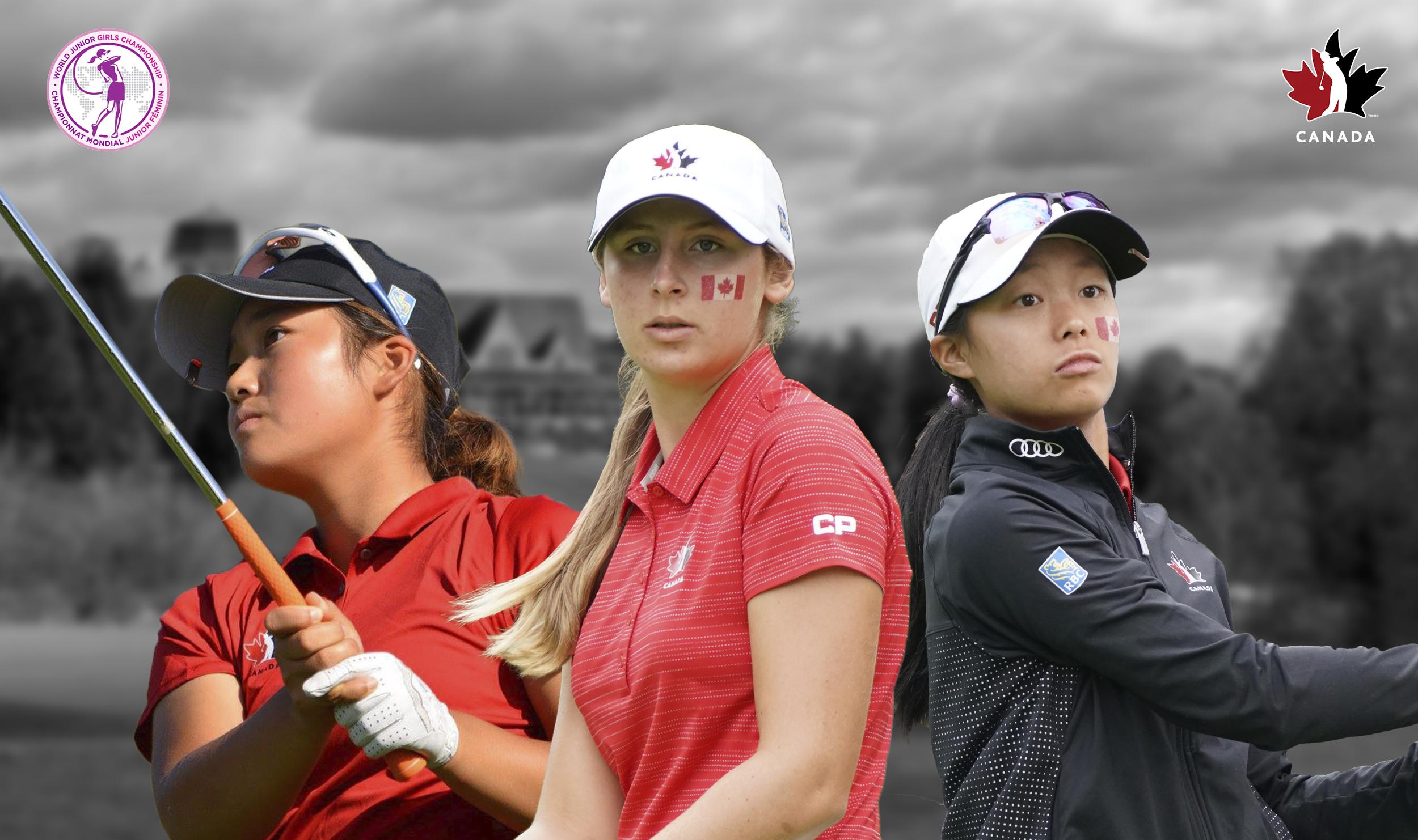 2019 World Junior Girls Golf – Canada